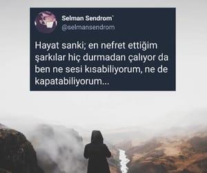 qoutes, turk, and sözler image