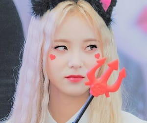 icons, jinsol, and loona image