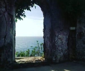 ruins travel lighthouse image