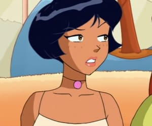 cartoon, alex, and totally spies image