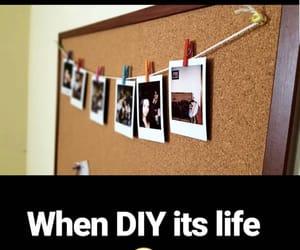 diy, instax, and photos image