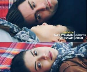 lovers, deniz baysal, and love image