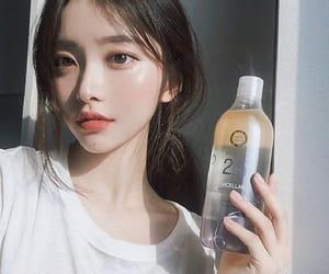asian girl, beautiful, and model image