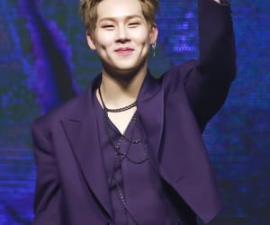 jealousy, smile, and jooheon image