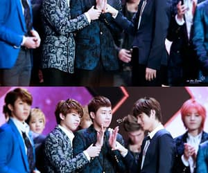 boys, L, and sungkyu image