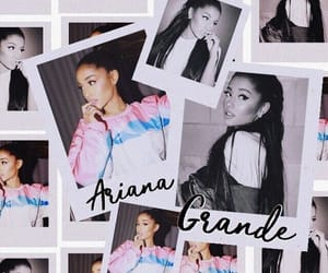 ariana grande, wallpaper, and background image