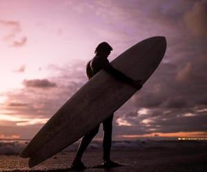 beach, boys, and man image