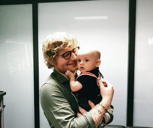 ed sheeran and baby image