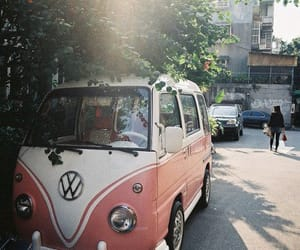 vintage, car, and hipster image