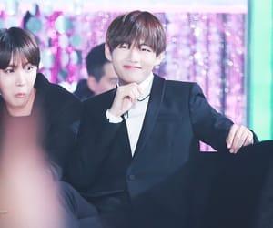 korea, j hope, and taehyung image