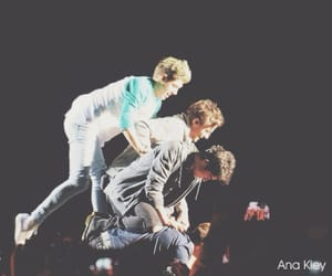 pop, 1d, and niall horan image