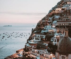 travel, sea, and photography image