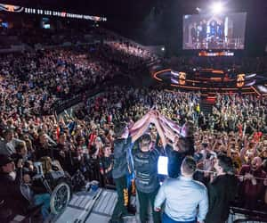 league of legends, fnatic, and lcs image
