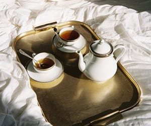 tea, bed, and breakfast image