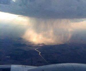 cool, storm, and rain image