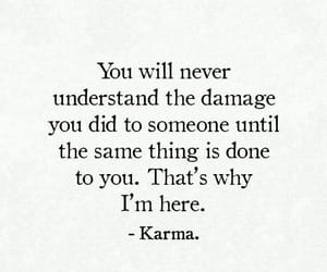 quotes, karma, and books image