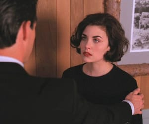 90s, Audrey Horne, and Twin Peaks image