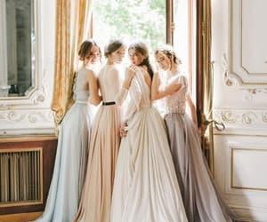 dress, beautiful, and food image