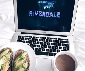 riverdale, food, and coffee image