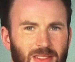 chris evans, icon, and mood image