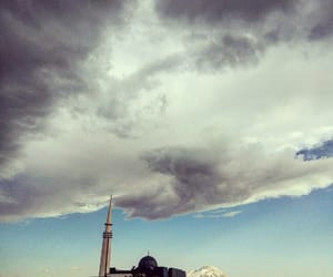 beautiful, scene, and clouds image