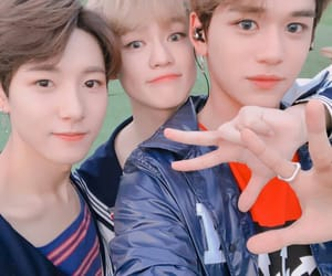 nct, lucas, and renjun image