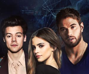cover, Harry Styles, and bridget satterlee image