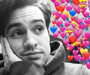 brendon, edit, and heart image