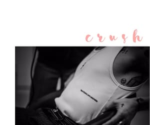 Harry Styles and tattoo image
