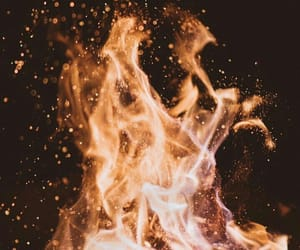 fire, aesthetic, and photography image