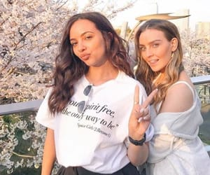 japan, jerrie, and perrie edwards image