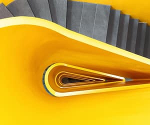 aesthetic, staircase, and stairs image