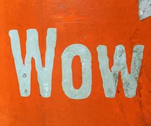 orange, photography, and wall image