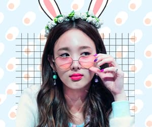 bunny, kpop, and edit image