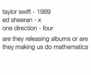 Taylor Swift, ed sheeran, and one direction image