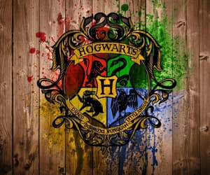 harry potter, hogwarts, and potterhead image