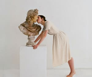 sculpture, art, and white image