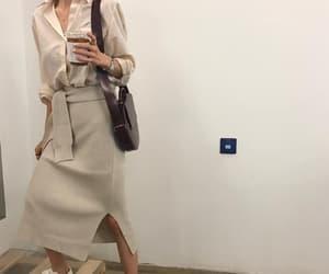 fashion, casual, and minimalist image
