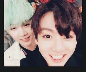 cute, jeon jungkook, and suga image