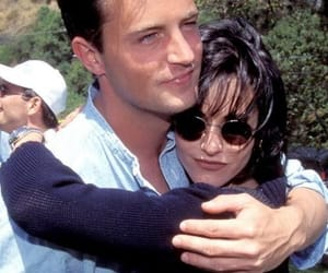 friends, Matthew Perry, and monica image