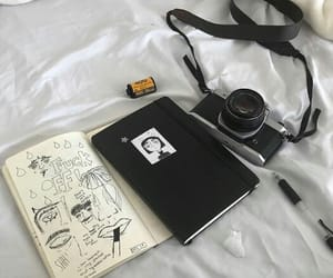 aesthetic, alternative, and journal image