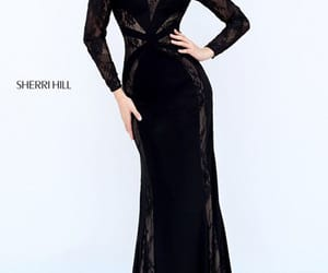 black prom dresses and 2017 evening gowns image