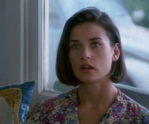 90s, Demi Moore, and movie image