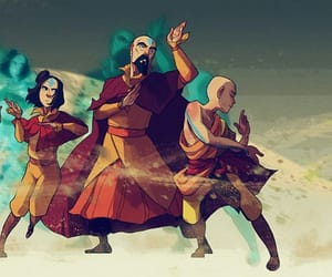 avatar, fanart, and aang image