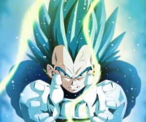 powers, super saiyan god, and ssj image