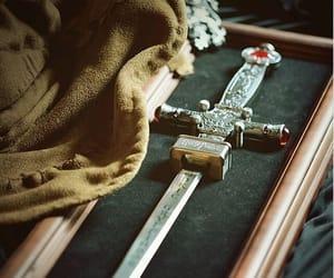 harry potter, gryffindor, and sword image