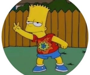 bart, grunge, and indie image