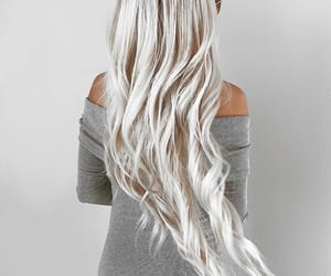 beauty, goals, and hairstyle image