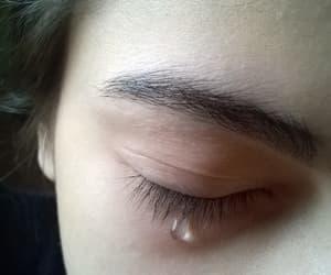 broke, girl, and brow image