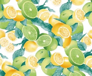 green, lemon, and yellow image
